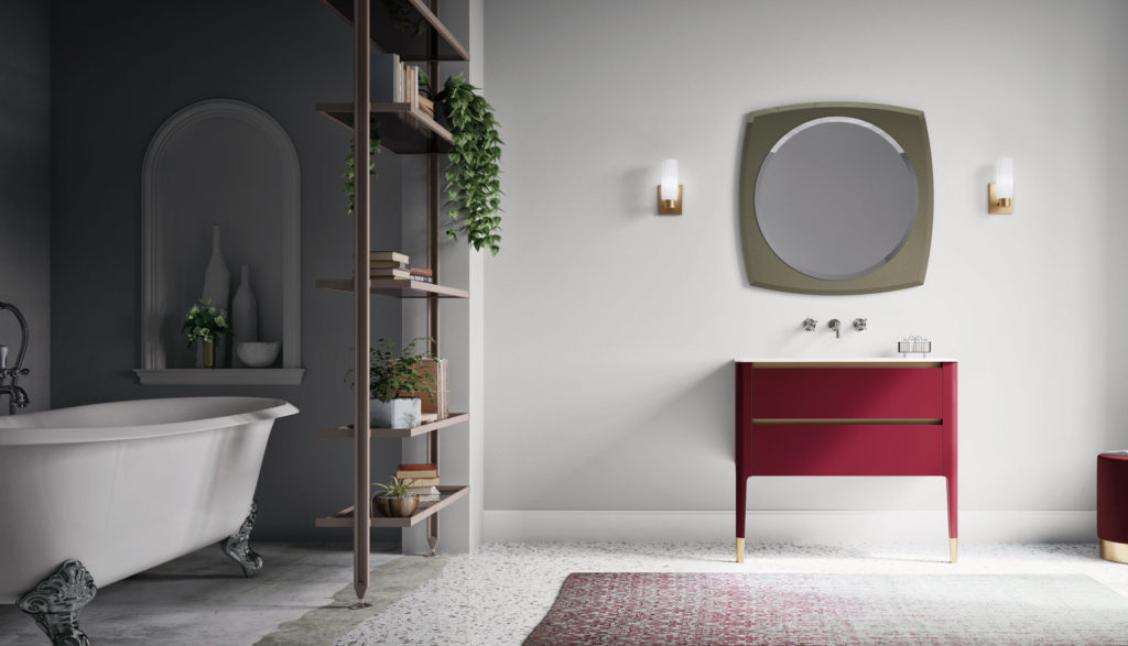Accessori D Arredo Moderni.Bagno Design Idee Bagni Classici Moderni E Country Bagni Di